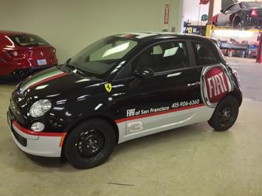 Car Wraps - San Francisco Bay Area
