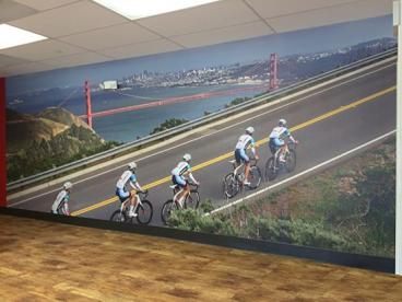 Office Wall Murals - San Francisco Bay Area