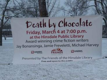 Event Banner - Friends of the Hinsdale Public Library