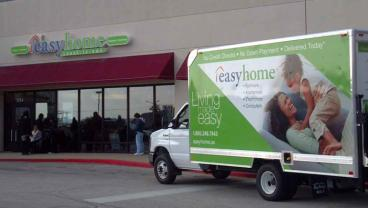 Truck Wrap - Easy Home, Rockford