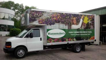 Truck Wrap - Wannemaker's - Downers Grove