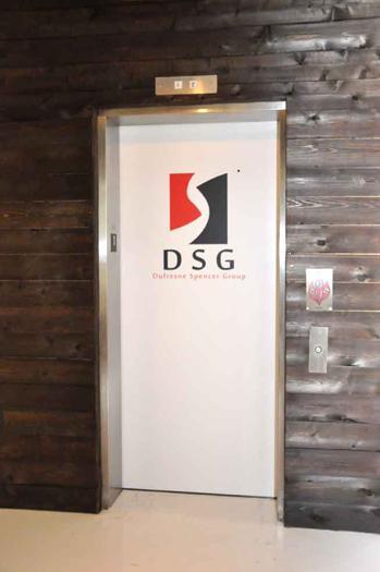 Elevator Graphic - DSG