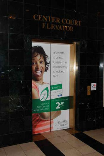 Elevator Wrap - Downers Grove