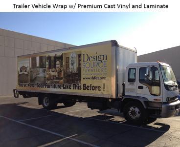 Vehicle Wraps 2