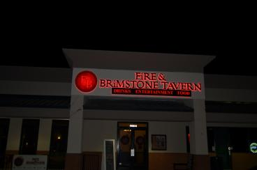 Fire and Brimstone Tavern