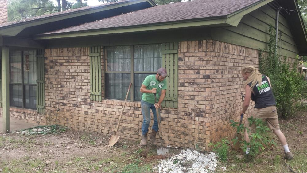 Fayetteville Ar General Contractor 72704 Precision Foundation Specialists Inc