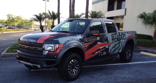 10 vehicle wrap
