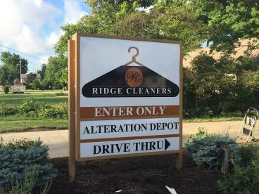 3 Directional Signage