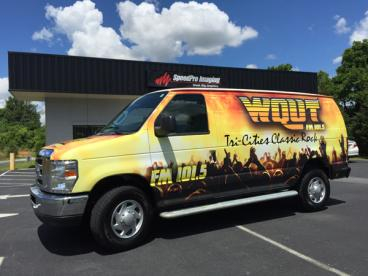 Vehicle Wraps 6