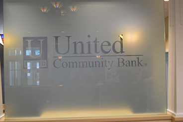 United Community Bank, SpeedPro Greenville