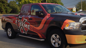 Full Vehicle Wrap - Dodge RAM