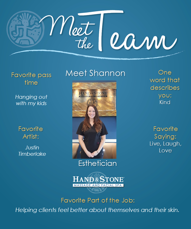 Meet our Lead Estethician-Shannon Brennan