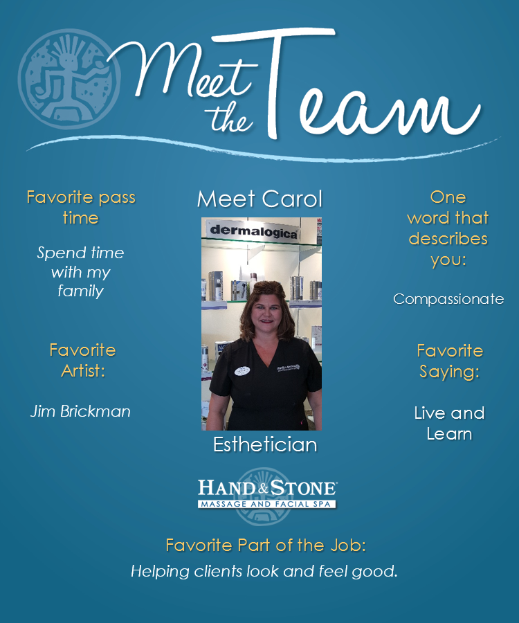 Meet Our Licensed Esthetician-Carol Lauterbach