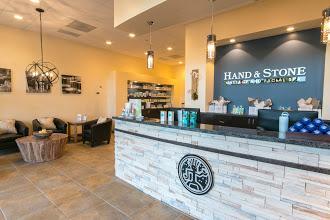 Hand & Stone San Rafael Lobby