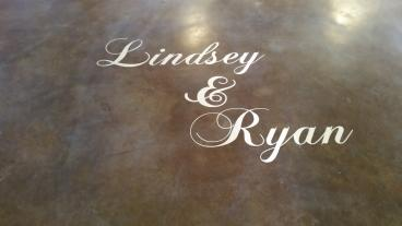 Lindsey Wedding