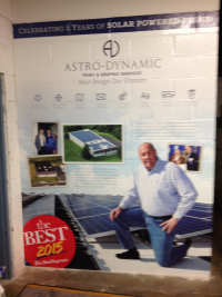 Wall Mural for Astro Dynamic