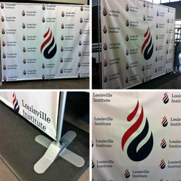 Louisville Institute Step & Repeat Banner