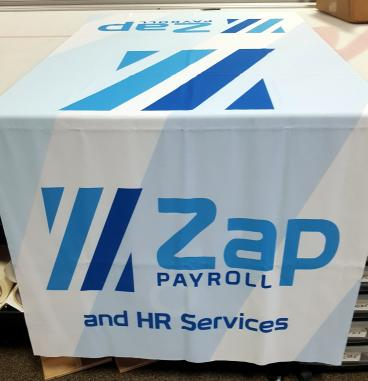 Zap Payroll table runner