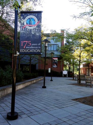 Pole Banner, boulevard banners in  Pennington, NJ