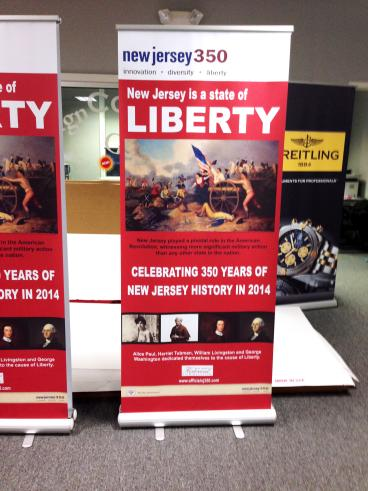 Retractable Banner New Jersey