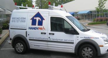Cut Decals and Lettering - Ford Transit