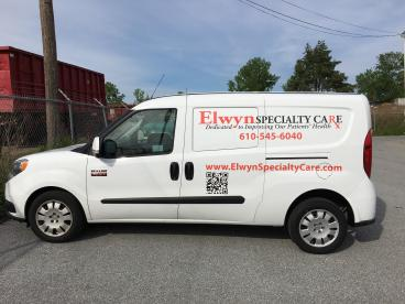 Cut Vinyl for Elwyn Pharmacy