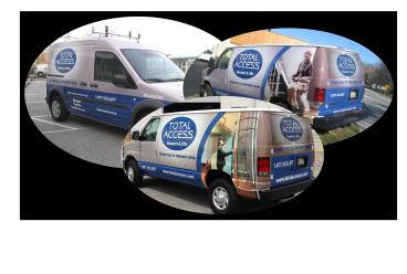 Total Access Fleet Wraps