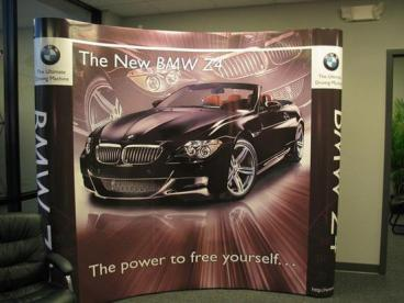 BMW Pop up Display