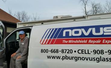 Richard and Novus Auto Glass of Easton Thumbnail