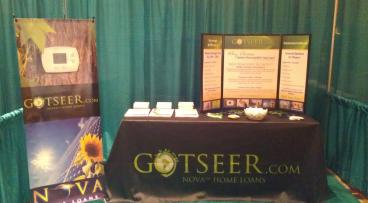 Gotseer Tradeshow Display