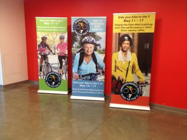 Pop Up Banner Displays - San Francisco Bay Area