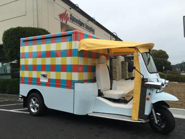 Cart Wrap - San Francisco Bay Area