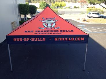 Event Tent - San Francisco Bay Area