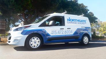 Truck Wrap - San Francisco Bay Area