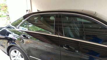 Rear Passenger Window Replacement Thumbnail
