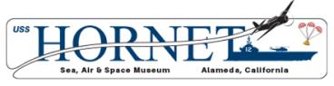 USS Hornet logo
