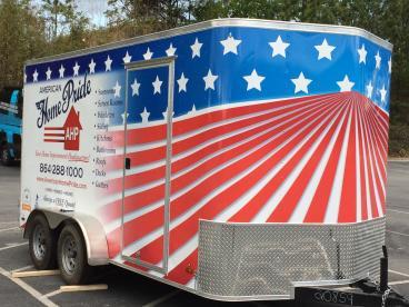 American Home Pride, SpeedPro Greenville
