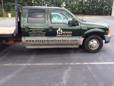 NEXGEN Contractors, SpeedPro Greenville