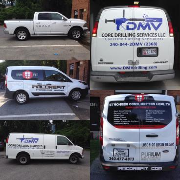 Vehicle Graphics and Decals are Effective