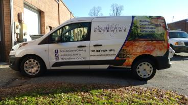 Catering Company Vehicle