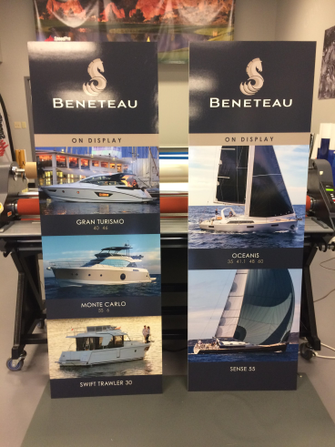Beneteau Displays, SpeedPro Greenville