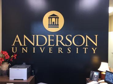 Anderson University, SpeedPro Greenville