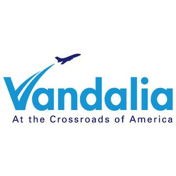 City of Vandalia Logo Customer Dayton Ohio