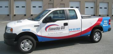 Full Vehicle Wrap - Ford F150