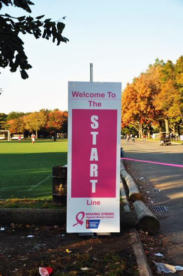 American Cancer Society Making Strides Against Breast Cancer ACS MSABC NYC