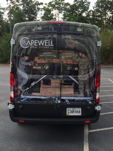 Capewell Aeria Systems, SpeedPro Greenville