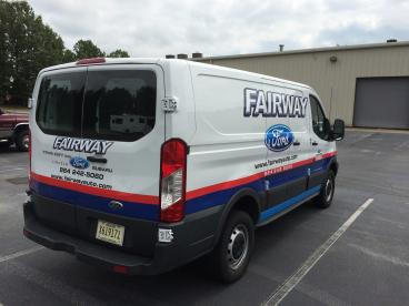 Fairway Ford-Lincoln-Subaru, SpeedPro Greenville