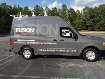 Fusion Audio + Video, SpeedPro Greenville