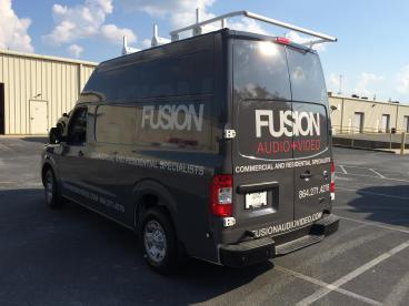 Fusion Audio+Video, SpeedPro Greenville