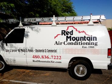 Red Mountain Air Condition Wrap